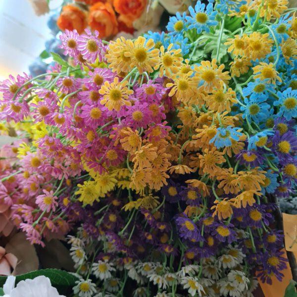 ช่อแซมดอกไม้